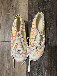 coach shoes size 8
