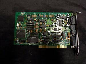 Creative 8-bit Sound Blaster 2.0 ISA IBM PC Computer Audio Sound Card CT1350B