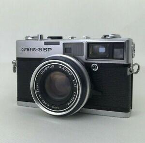 OLYMPUS-35 SP Rangefinder Film Camera / OLYMPUS G.ZUIKO F/1.7 42mm from Japan