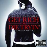 50 Cent - Get Rich Or Die Tryin' Original Soundtrack (NEW CD)