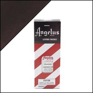 Angelus Leather Dye Chocolate Schokolade 88ml (11,30€/100 ml)