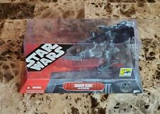 Shadow Scout with Speeder Bike STAR WARS 30th Anniversary SDCC Exclusive