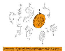 VOLVO OEM 04-07 S60 Front Brake-Disc Rotor 30645222
