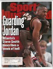 "1997 Michael Jordan ""Guarding Jordan"" Sports Illustrated Magazine US#792"