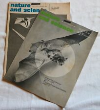 Nature and Science - December 18, 1967 & January 8, 1968