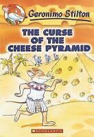 Stilton, Geronimo, The Curse of the Cheese Pyramid (Geronimo Stilton), Very Good
