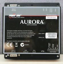 Power-One ABB Aurora VSN-MGR-AUX-CPU Internet Gateway Data Logger