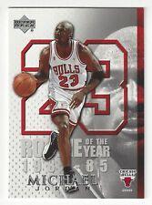 2005-06  Upper Deck Michael Jordan Insert - #MJ33
