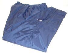 Nike Mens Lined Track Pants Blue Lightweight XL Golf Warm-Up Running
