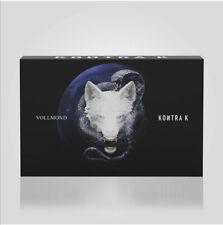 KONTRA K Vollmond (Premium Boxset - Male) 2 CD NEU & OVP