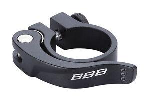 BBB SmoothLever Quick Release Seatpost Clamp - BSP-87