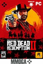 Rockstar Games - Red Dead Redemption 2 Key - PC código de descarga digital ES