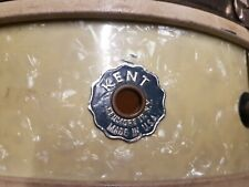 """60's KENT 14 """" SNARE DRUM - made in USA"""