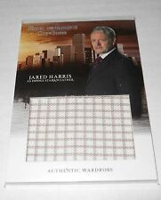 Mortal Instruments City of Bones Costume Trading Card #W-JHI Jared Harris