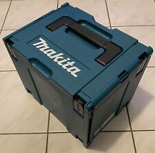 Makita Makpac Gr.4 leer Systemkoffer Systainer Werkzeug Koffer gebraucht