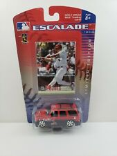 2006 Upper Deck Collectibles card & diecast Escalade, Albert Pujols original box