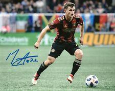 Atlanta United FC Mikey Ambrose Autographed Signed MLS 8x10 COA #3