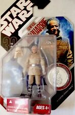 "Star Wars 30 Anniversary General McQuarrie With Coin Action Figure 3.75"" 40 of"