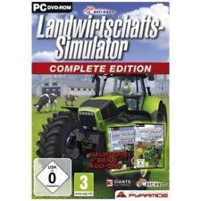 Ordenador PC juego agrícola simulador 2011 Complete Edition nuevo New