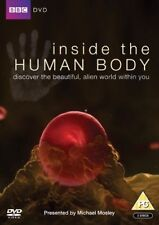 Inside The Human Body BBC TV Series New 2xDVDs R4