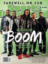 NEW Sports Illustrated Legion of Boom Richard Sherman Kam Chancellor No Label