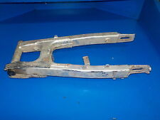 HONDA XR 100 2003 SWING ARM ( BENT CHAIN GUIDE )