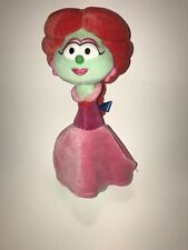 GUND VEGGIE TALES Sweetpea Beauty Plush Stuffed Toy 2012 Collectible