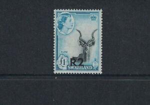 Swaziland 1961: #79a Kundu, QEII NH:Lot#6/19