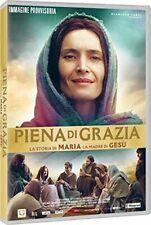 Dvd PIENA DI GRAZIA - LA STORIA DI MARIA DI NAZARETH LA MADRE DI GESU' nuovo