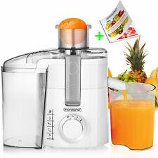 Licuadora exprimidor eléctrico para frutas y verduras 670W universal zumos