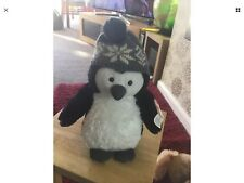 Gund Fair Isle Artic Penguin Plush 4053901