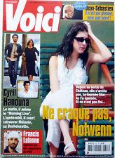 Mag 2003: NOLWENN LEROY_CYRIL HANOUNA_CLINT EASTWOOD_EMMANUEL PETIT_CELINE DION