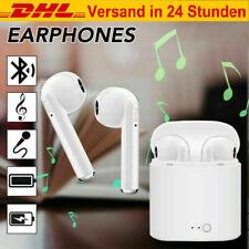 Bluetooth 5.0 Kopfhörer In-Ear Headset Mini Ohrhörer für Samsung Huawei iPhone