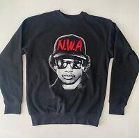 Dre Sweat-shirt NWA la rappeurs Cali NWA groupe Noir Crewneck Ice Cube rappeurs Dr