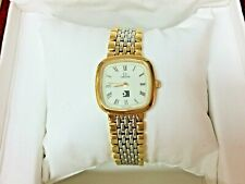 OMEGA  TWO TONE LADIES DEVILLE WATCH BOXED
