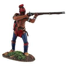 BRITAINS SOLDIERS 16034 - Eastern Woodland Indian Standing Firing No.1