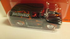 "Hot Wheels Nostalgia `56 FORD F-100 PANEL ""Hot Tamales"" black with flames"