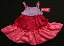 NWT GYMBOREE girls size18 24 months Fairy Fashionable Pink Purple Summer Dress!!