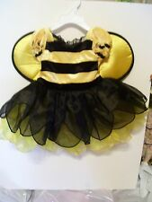 CHILD GIRL TODDLER 9 MTS BEE KOALA KID DRESS UP TRICK OR TREAT HALLOWEEN COSTUME
