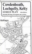 Cowdenbeath / Lochgelly / Kelty Street Plan Including Ballingry