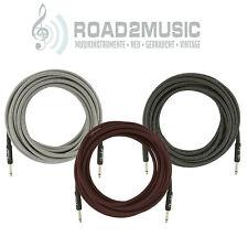 FENDER Original Instrument Cable 5,5m Fiesta Red ❘ Kabel ❘ Gitarrenkabel