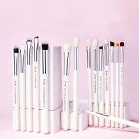 Jessup Makeup Brushes Set 15Pcs  Concealer  Eyeshadow Blending Cosmetic Tool