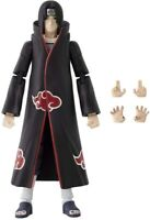 "Bandai Anime Heroes Naruto Uchiha Itachi 6.5"" Action Figure USA Seller"