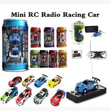 New Random Coke Can Mini Speed RC Radio Remote Control Micro Racing Car Toy Gift