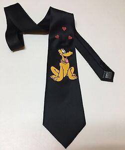 Pluto Neckties