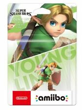 Nintendo amiibo Young Link Super Smash Bros. Series Wii 3DS Free Shipping Japan!