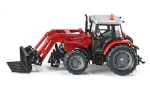 Siku 3653 - Massey Ferguson 5455 Tractor with Front Loader - Scale 1:32