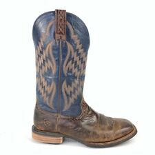 Ariat Womens Tycoon Western Cowboy Boots Brown Pull On Leather 10014053 9 D