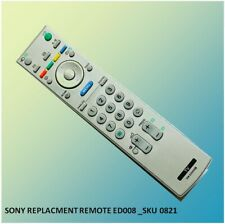 Sony Replacement Remote Control RM-ED008  Replacement 0821