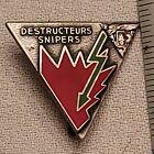 French Foreign Legion-badge-2º REP-4cie company-Original Period Items - 13981